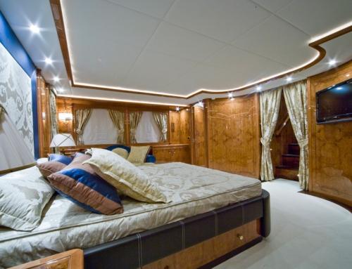 Dormitorio Clásico Barco 2