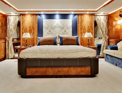 Dormitorio Clásico Barco 3