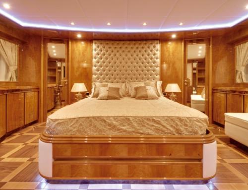 Dormitorio Clásico Barco 4