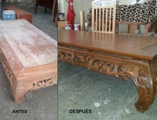 Restauración de Muebles 9