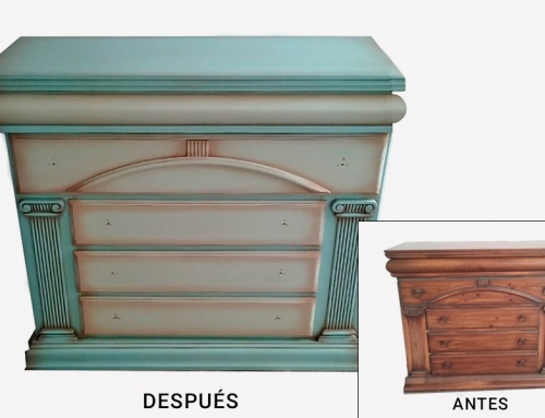 Restauración de Muebles 6