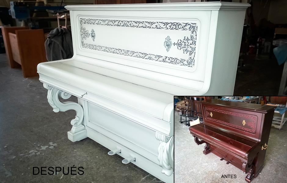 Servicios restauraci n de muebles barnizados gabriel - Restauracion de muebles de madera ...